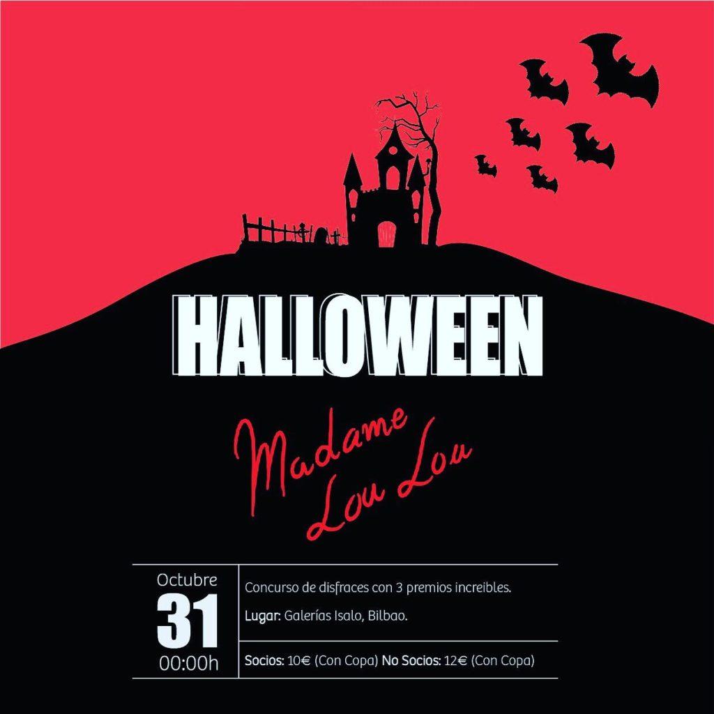 Fiesta Halloween Madame Lou Lou